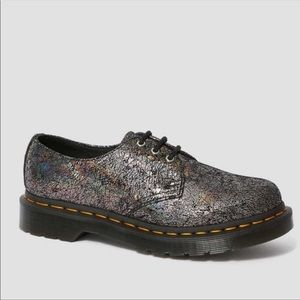 NEW Dr. Martens 1461 Metallic Leather Oxfords